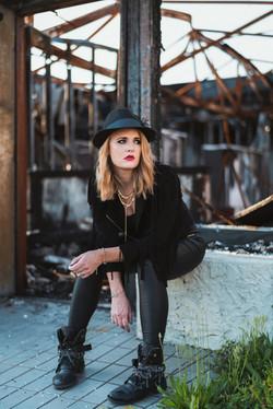 Elles Bailey - Photo by Alex Berger