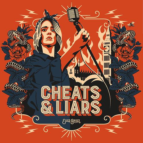 Cheats & Liars Coaster