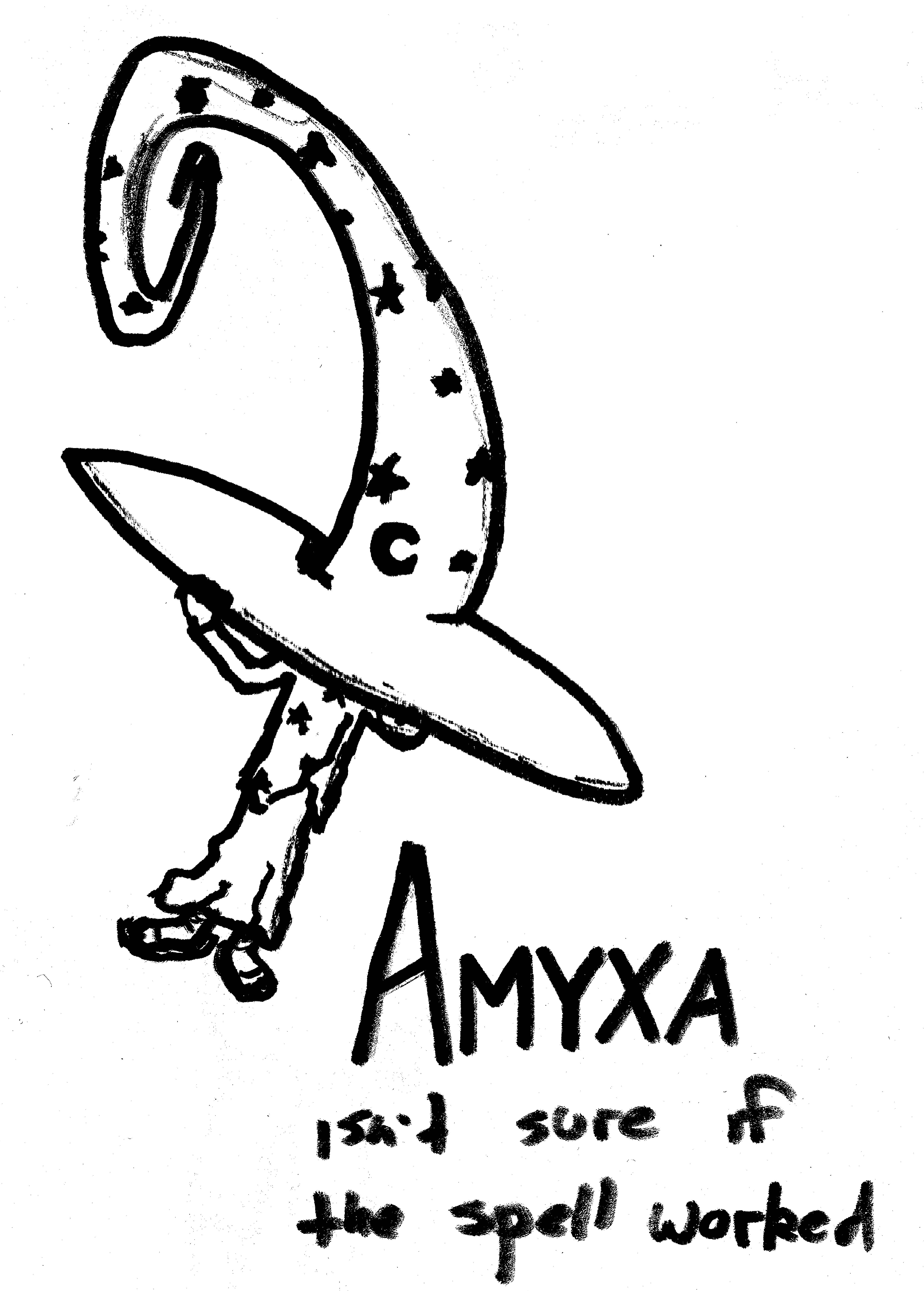 Amyxa