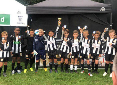 SWANLEY RANGERS TOURNAMENT