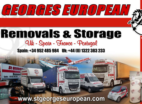 Thankyou to St Georges European Ltd