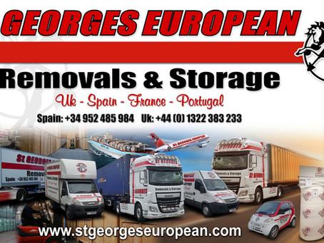 Thankyou to St Georges European Ltd