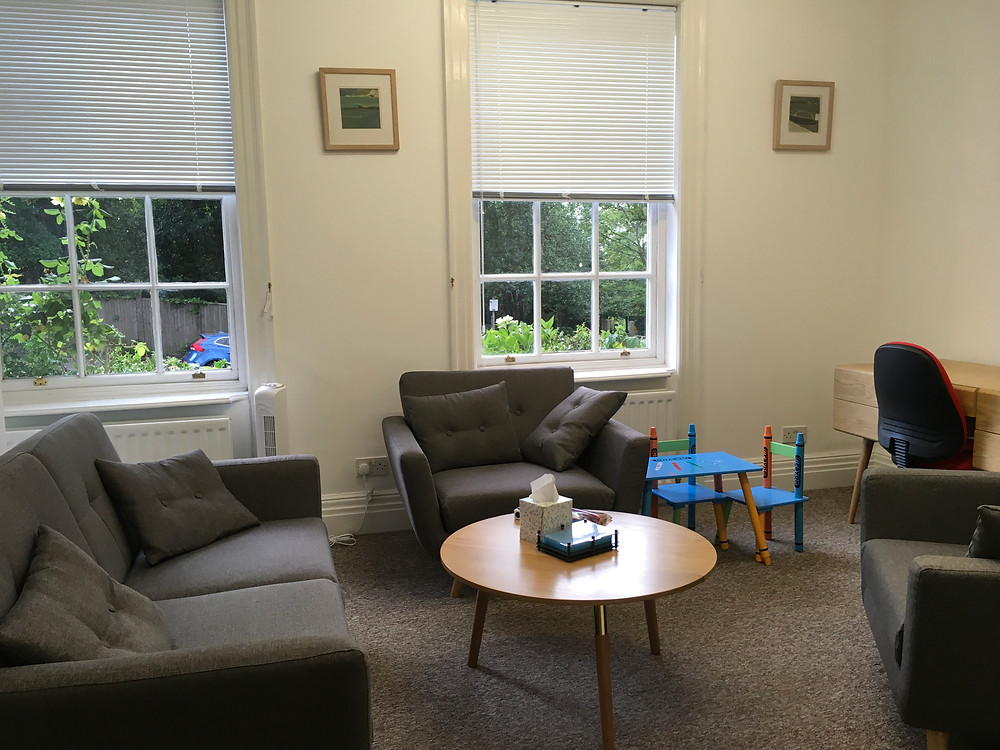 Large family consulting room