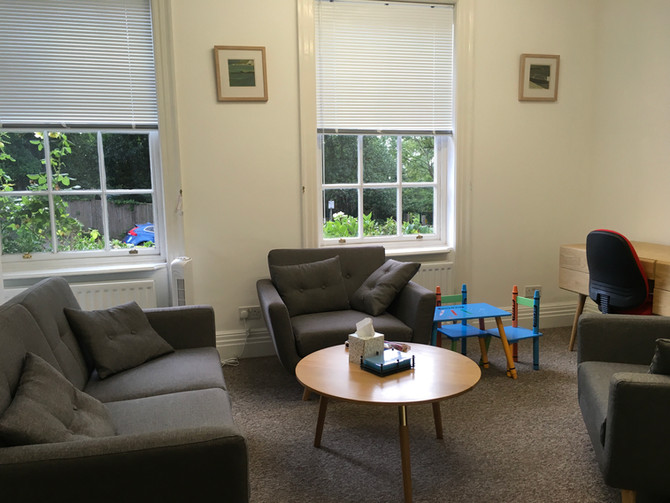Our new clinic consulting rooms in Hampstead