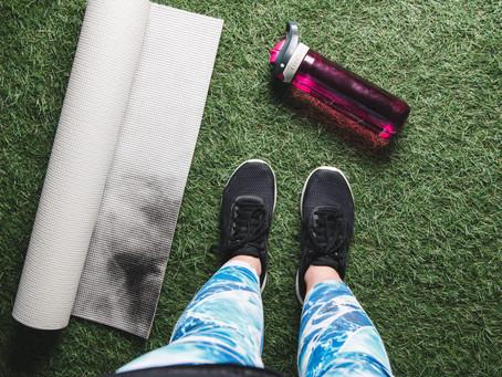 Rester motivée à l'entraînement