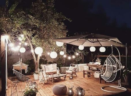 Aménager une terrasse de rêve