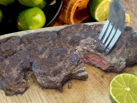 Mexican Grilled Steak