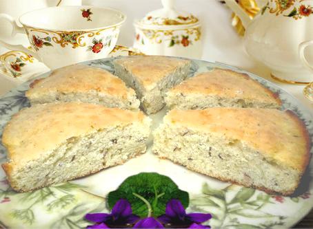 CARAWAY SEED CAKE A Classic English Cake