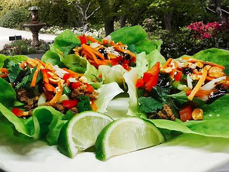 Garden Fresh Lettuce Wraps