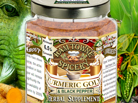 The Amazing Medical Properties Of Turmeric Root