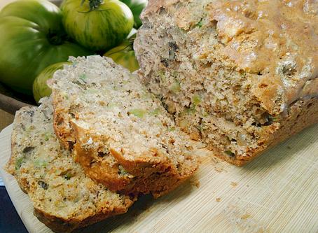 GREEN TOMATO BREAD