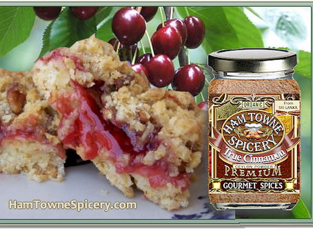 Cherry - True Cinnamon Crunch Bar