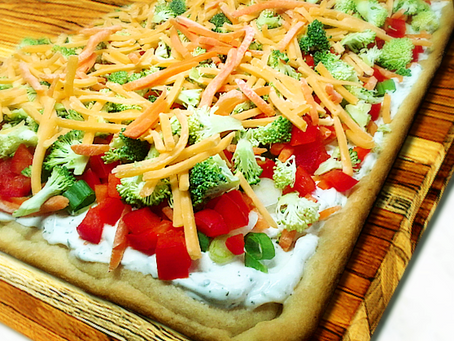 VEGGIE PIZZA