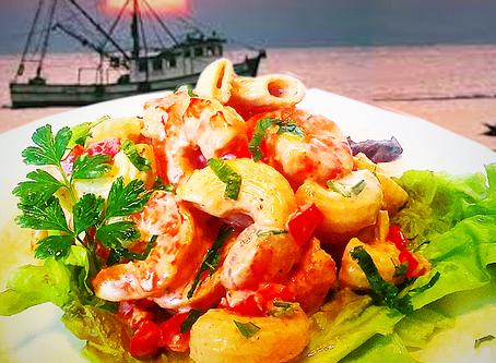 Summertime Shrimp Salad