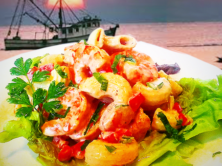 Summertime Shrimp Salad