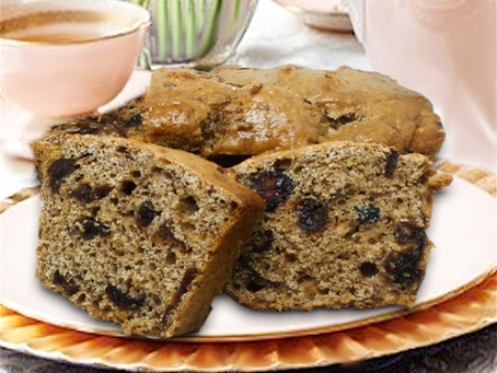 OLD FASHIONED TEA LOAF