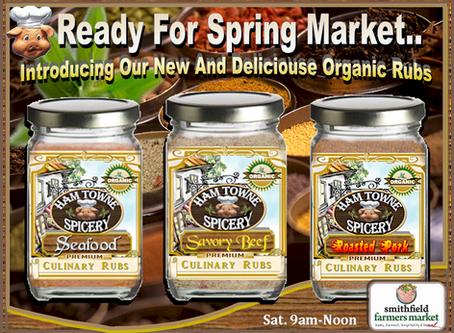 New Herb & Spice Rubs 2016 Market