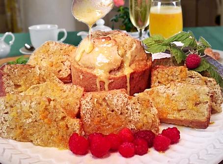 Orange Fennel Cake