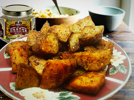 ZAATAR ROASTED POTATOES