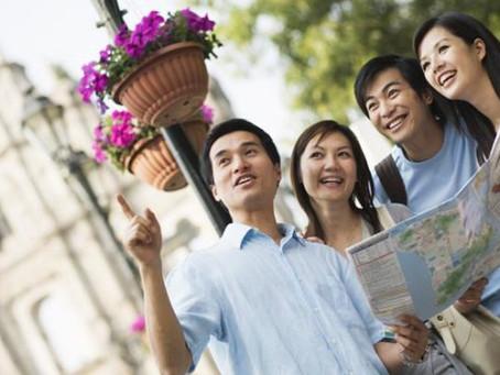 Turismo cinese: forte ritorno a partire dal 2021