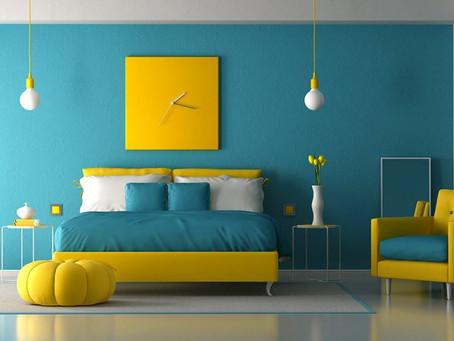 4 motivi per aggiungere un tocco di colore agli interni della tua casa vacanze