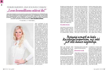 Jana Sooäär-Conway Cosmetic Art Püsimeigistuudio