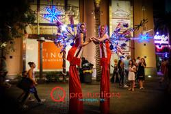 4th of July Patriotic Stilt Walker