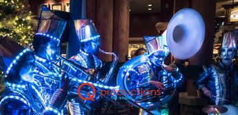 LED Marching Band