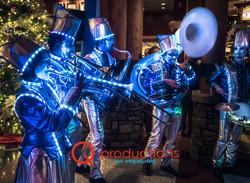 LED Strolling Band