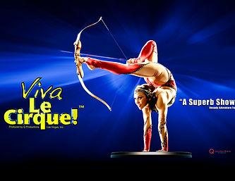 Viva Le Cirque! - 2021 Contortion Poster