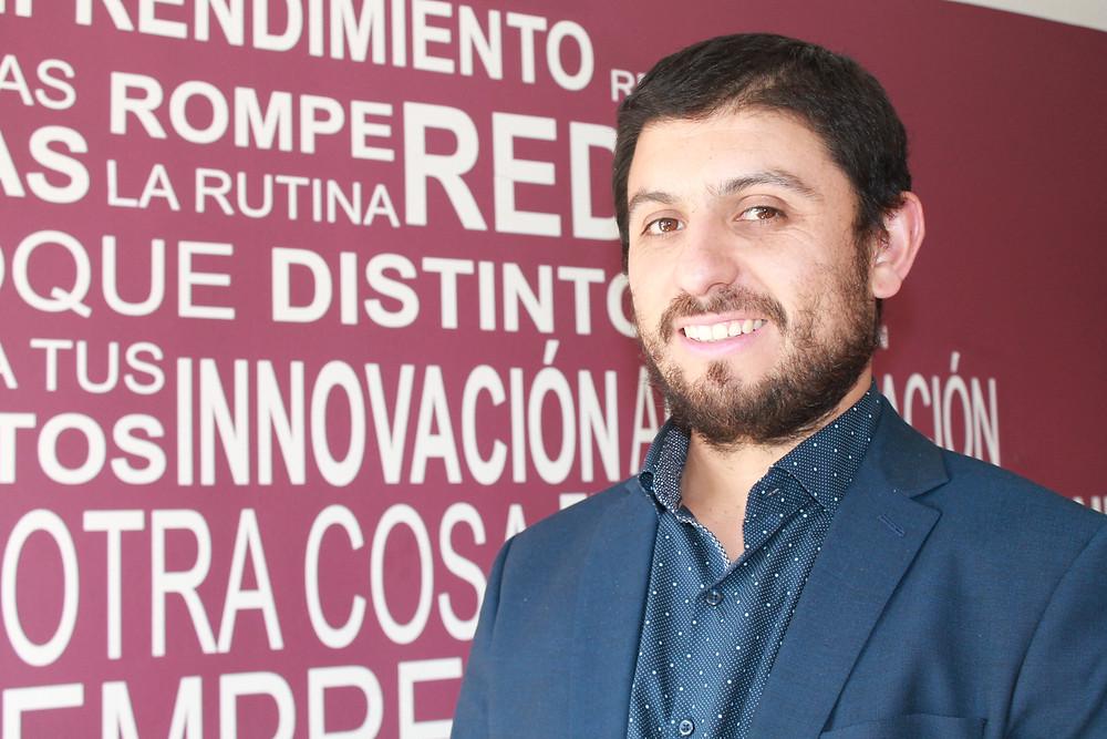 Director del Centro de Marketing B2B Universidad de Chile