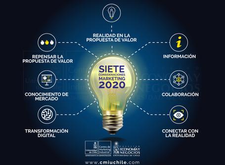 SIETE RECOMENDACIONES A CONSIDERAR EN MARKETING B2B PARA EL 2020