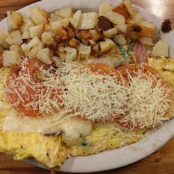 The DeLuca's Omelette