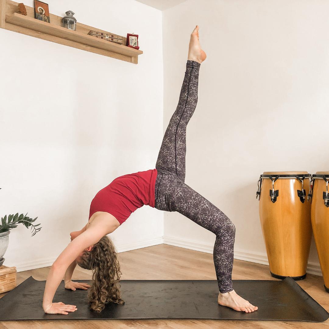 Yoga for Dancers - 10am (UK)