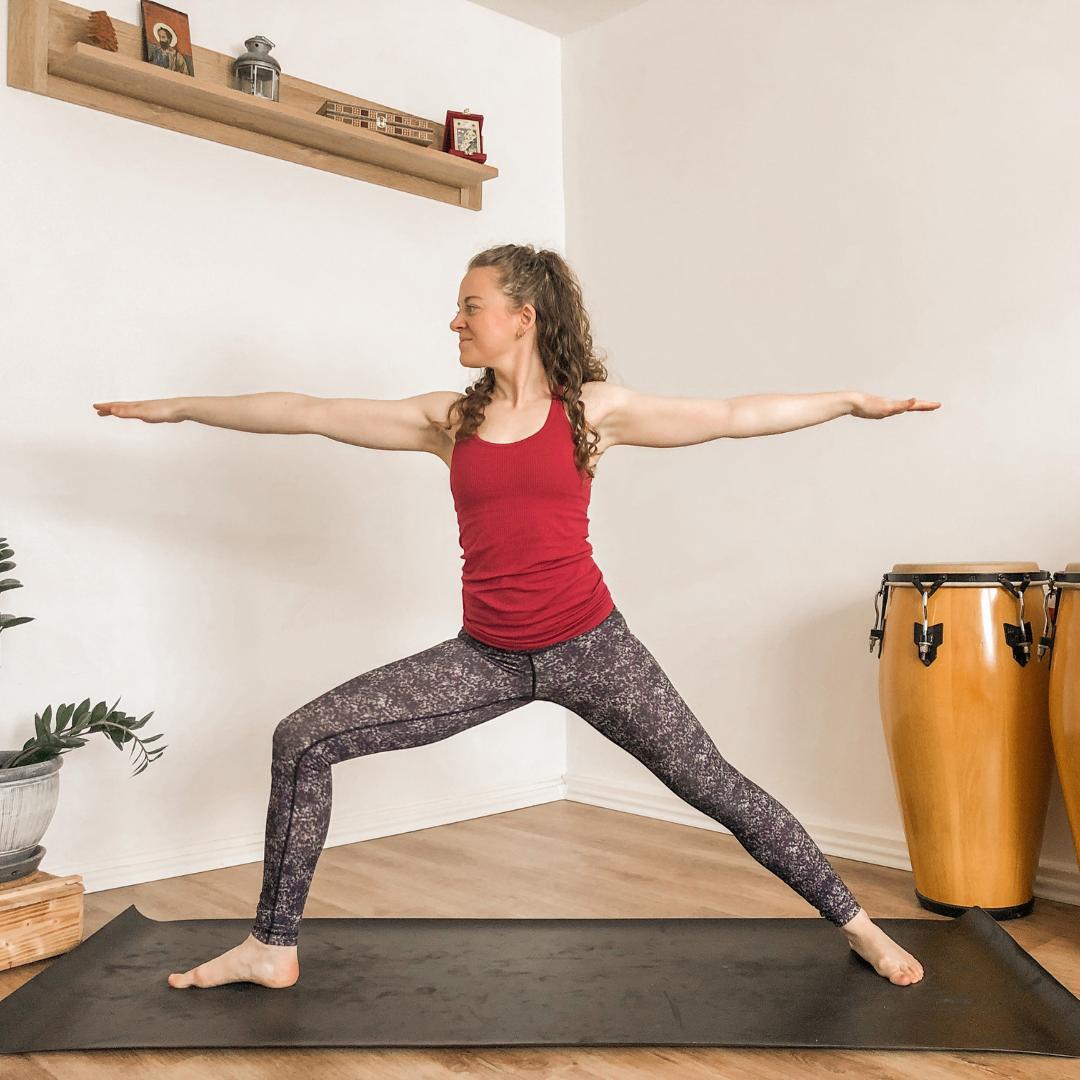 Vinyasa Flow Yoga - 7 pm (UK)