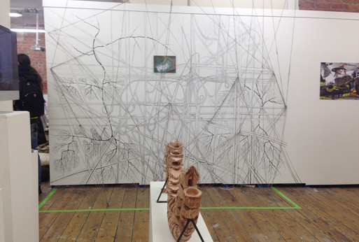 Front of an Installation, Complex Systems