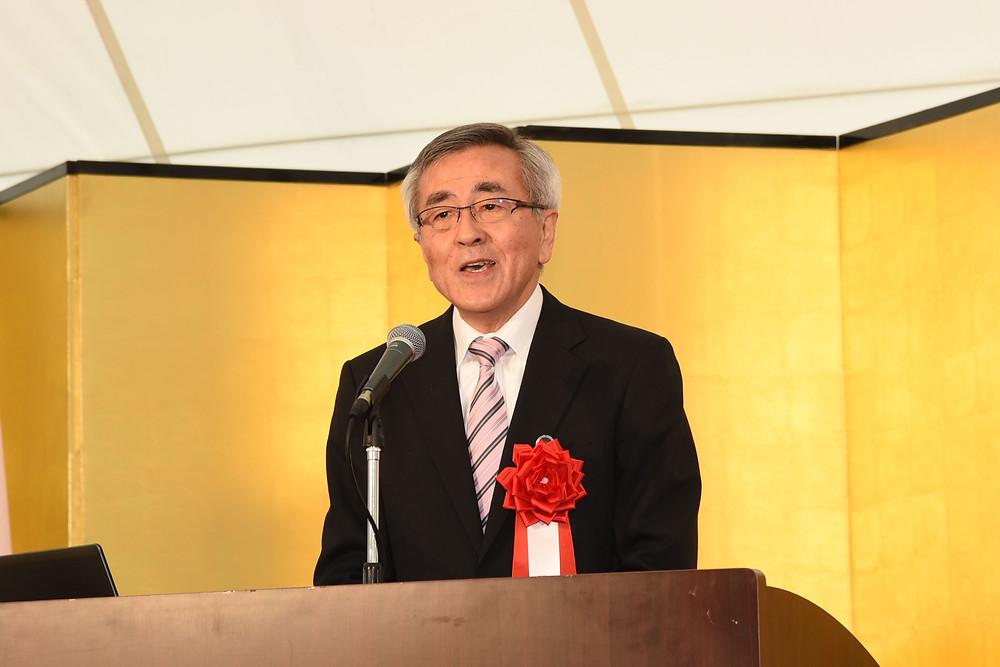 奥塚正典・中津市長
