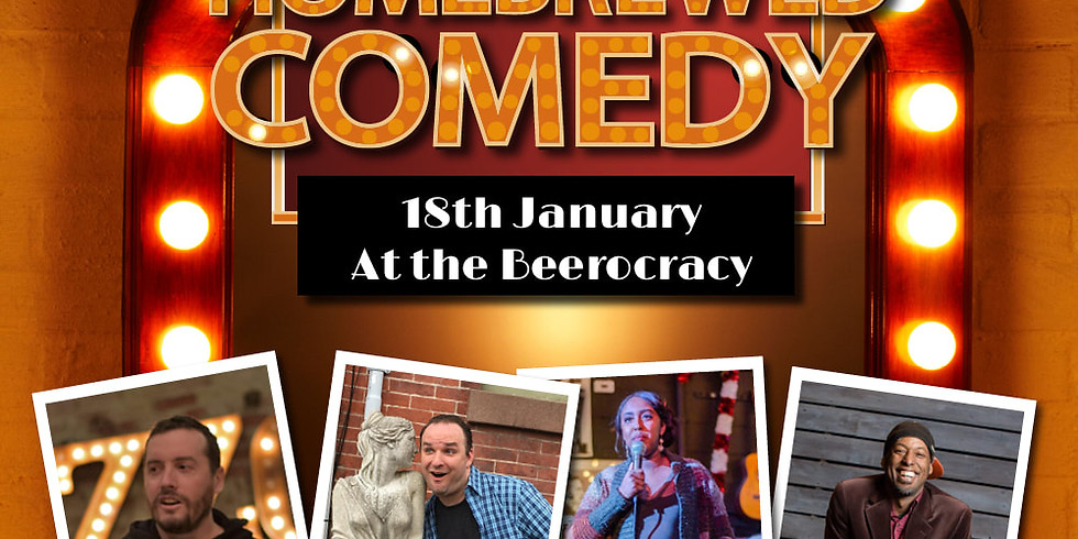 Homebrewed Comedy