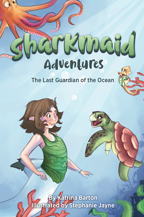Sharkmaid Adventures - The Last Guardian of the Ocean
