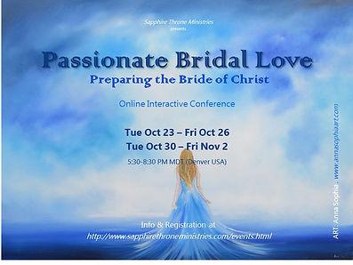 Passionate Bridal Love - Oct 2018 - Cove