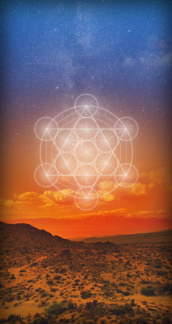 ONENESS METATRON MATRIX