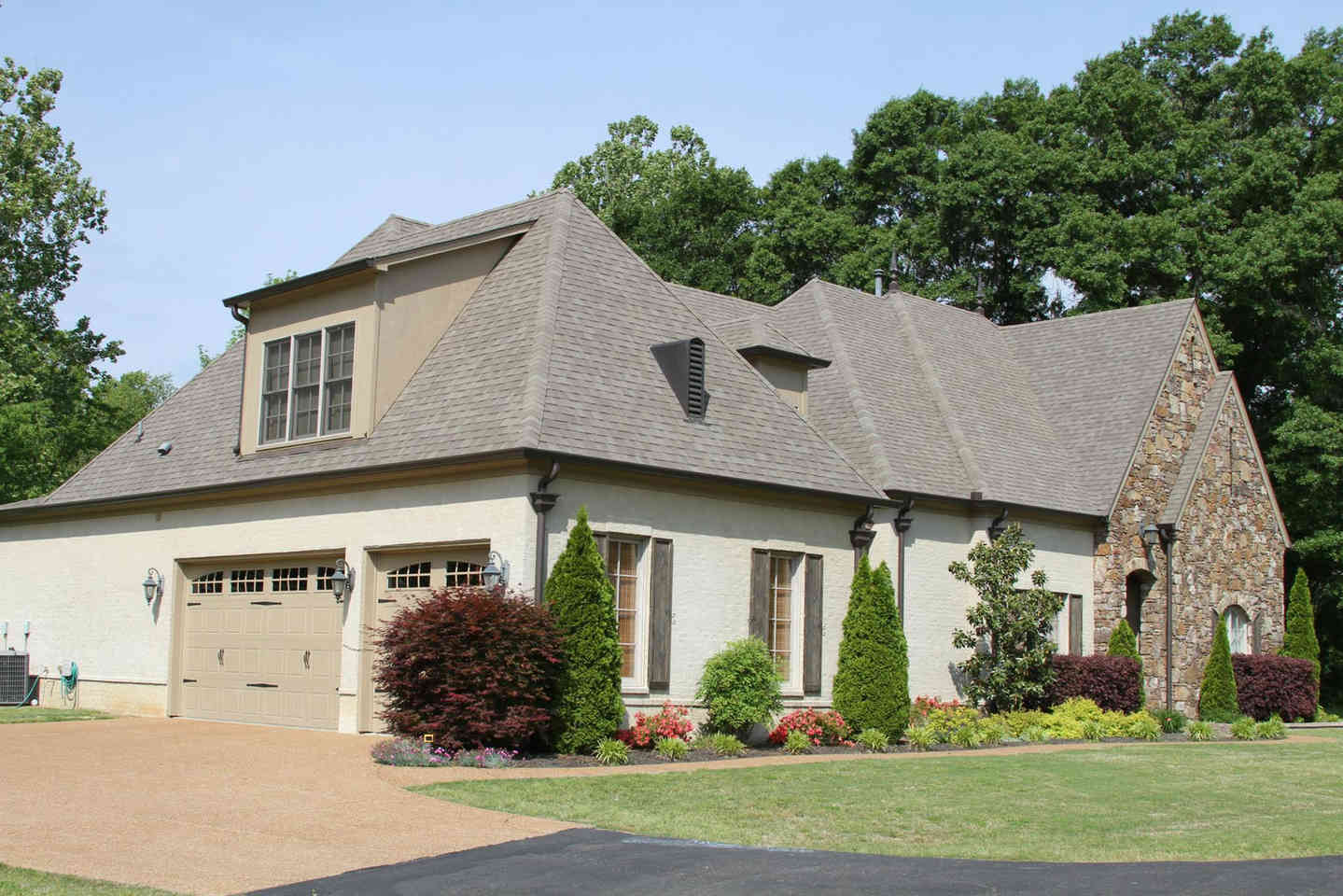 Collierville Exterior Painting
