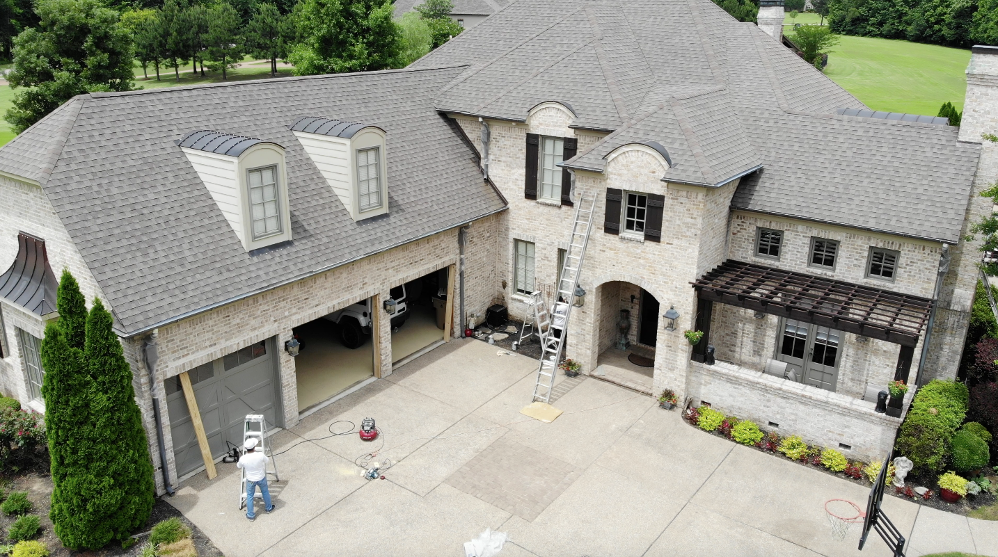 Eads, TN Exterior Painting