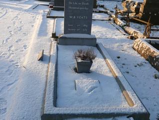 Drumcliffe Churchyard and W.B. Yeats