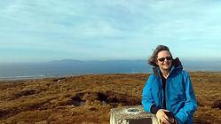 On top of Ben Bulben
