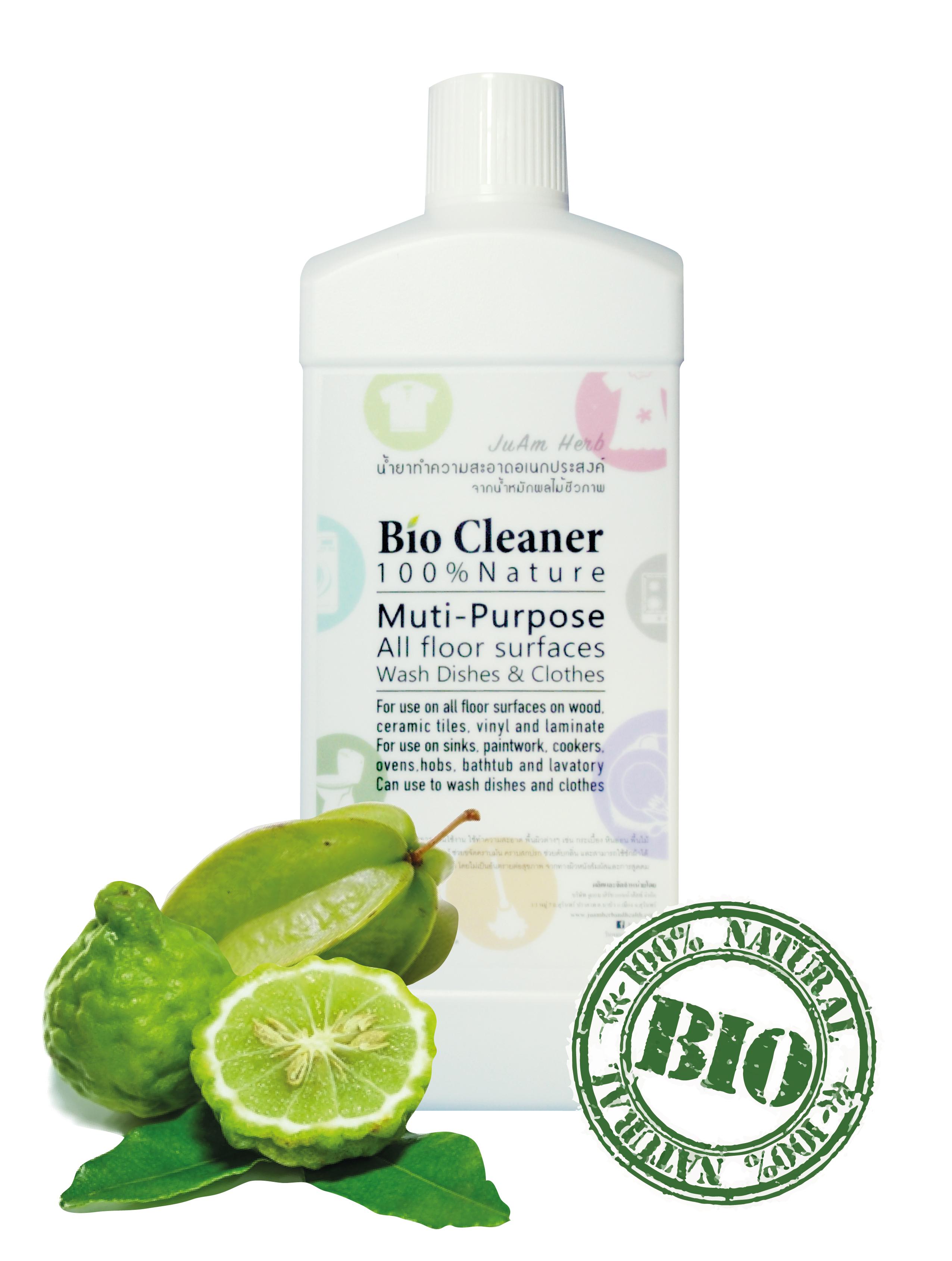 น้ำยาทำความสะอาด / Bio Cleaner