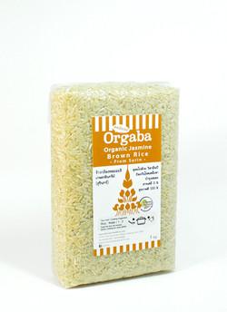 ข้าวกล้องหอมมะลิ / Brown Rice