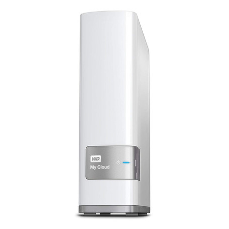 Easy way to connect WD My Cloud Personal NAS drive to Windows 10 PC