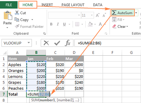 Easy way to improve your Excel skills