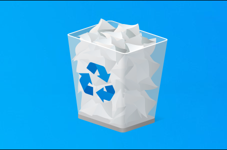 How do I recover my lost file in Windows?